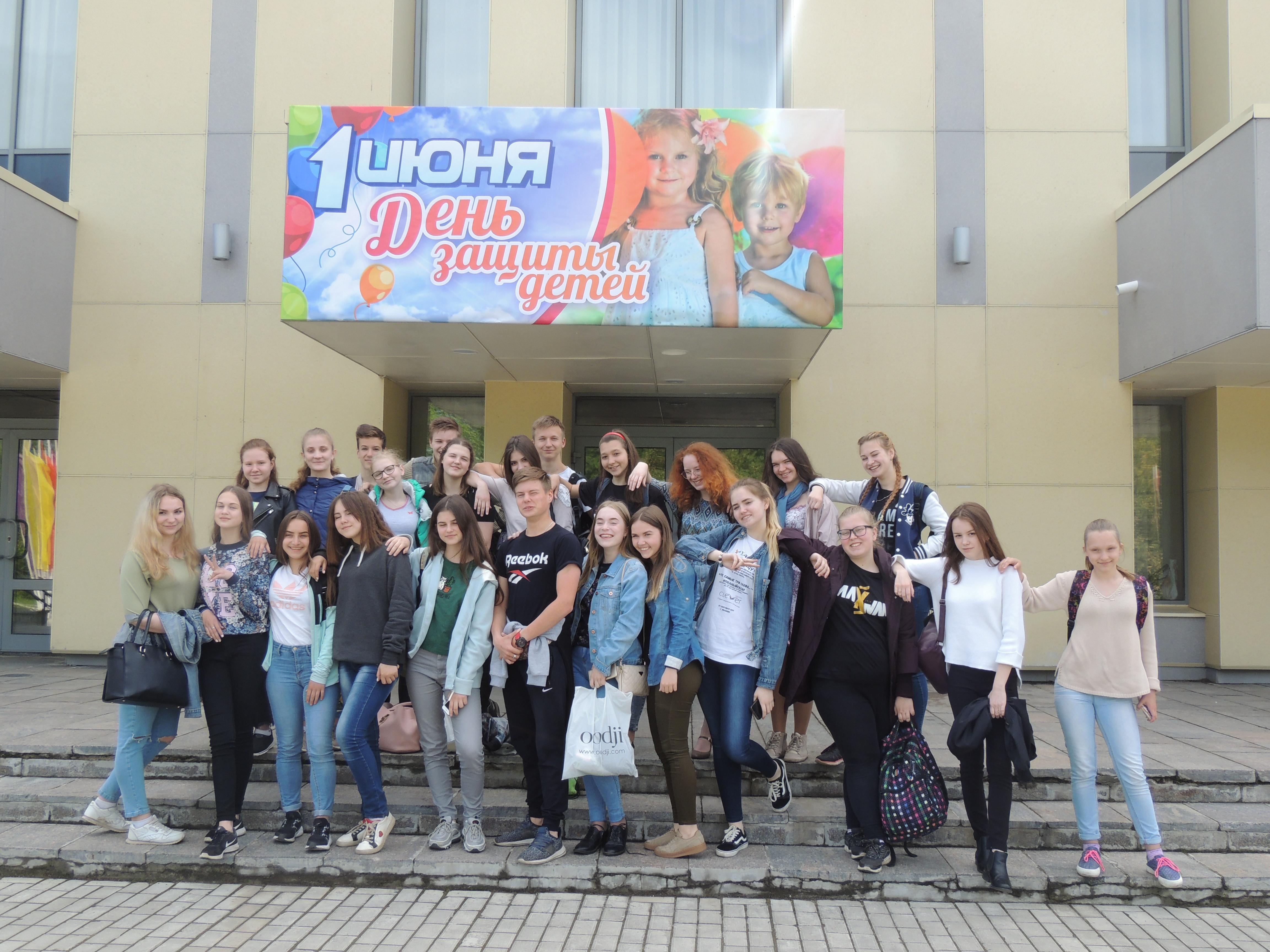 Студия Оперение-Иваново в Ландехе